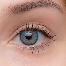 Цветные линзы EOS Nouvelle Blue