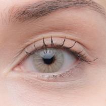 Цветные линзы Lensmam 30-23 Light Gray