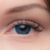 Цветные линзы EOS Baron Blue
